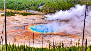 Volcan de Yellowstone - Documental en Español