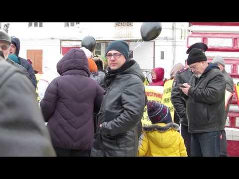В парке Петрова прошел очередной митинг вкладчиков ТФБ