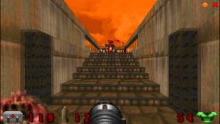 [Doom 2] Hell Revealed 2 - Map 7 UV-Max in 2:23 by j4rio