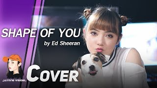 download lagu Ed Sheeran - Shape Of You Cover By Jannine gratis