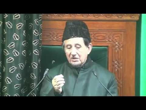 Eve 1st Muharram 1437 - Maulana Dr. Kalbe Sadiq (Urdu)