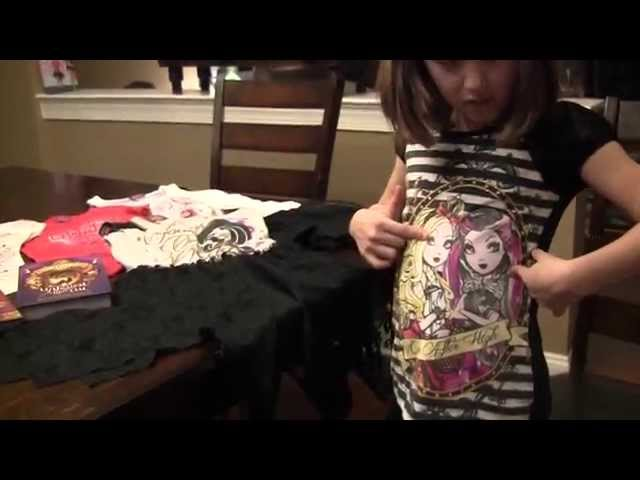 Ever After High Clothing for Girls