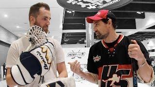 Let's Play Hockey Expo Recap   OnTheBench   HowToHockey   Pavel Barber