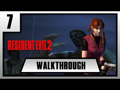 [FR][Walkthrough] Resident Evil 2 - Claire B - Chapitre 7.