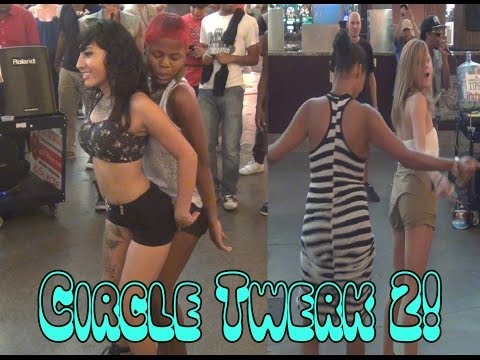 Circle Twerk 2 - Hot Girls Dancing Sexy - Twerking Grinding