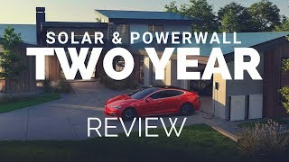 The TRUTH About Living With Solar & Tesla Powerwalls!