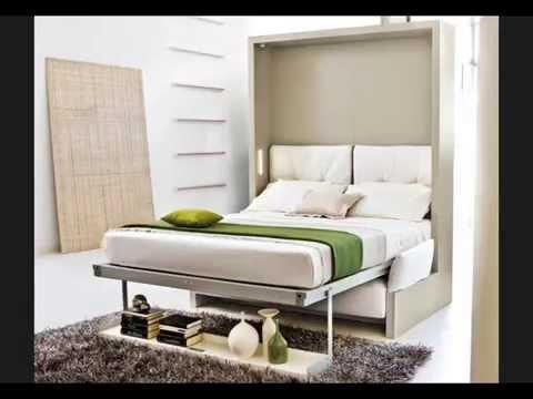 Muebles multifuncionales para espacios reducidos youtube for Sofas modernos para espacios pequenos