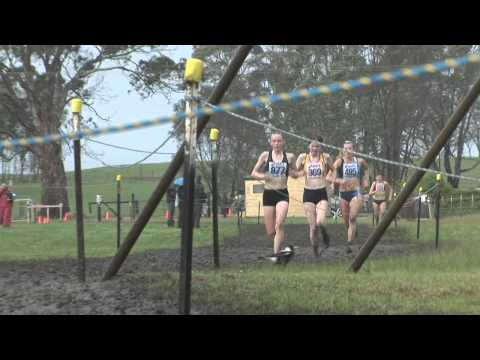 2012 Aust XC Champs. Under 20 Races