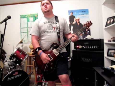 You Waste Your Time - Mark Tremonti Cover
