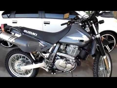 My 2014 Suzuki DR650 SE