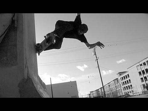 Louie Barletta, Ray Barbee, Jason Adams & Caswell Berry skate DIY bridge | YODfer Files | Ep 01