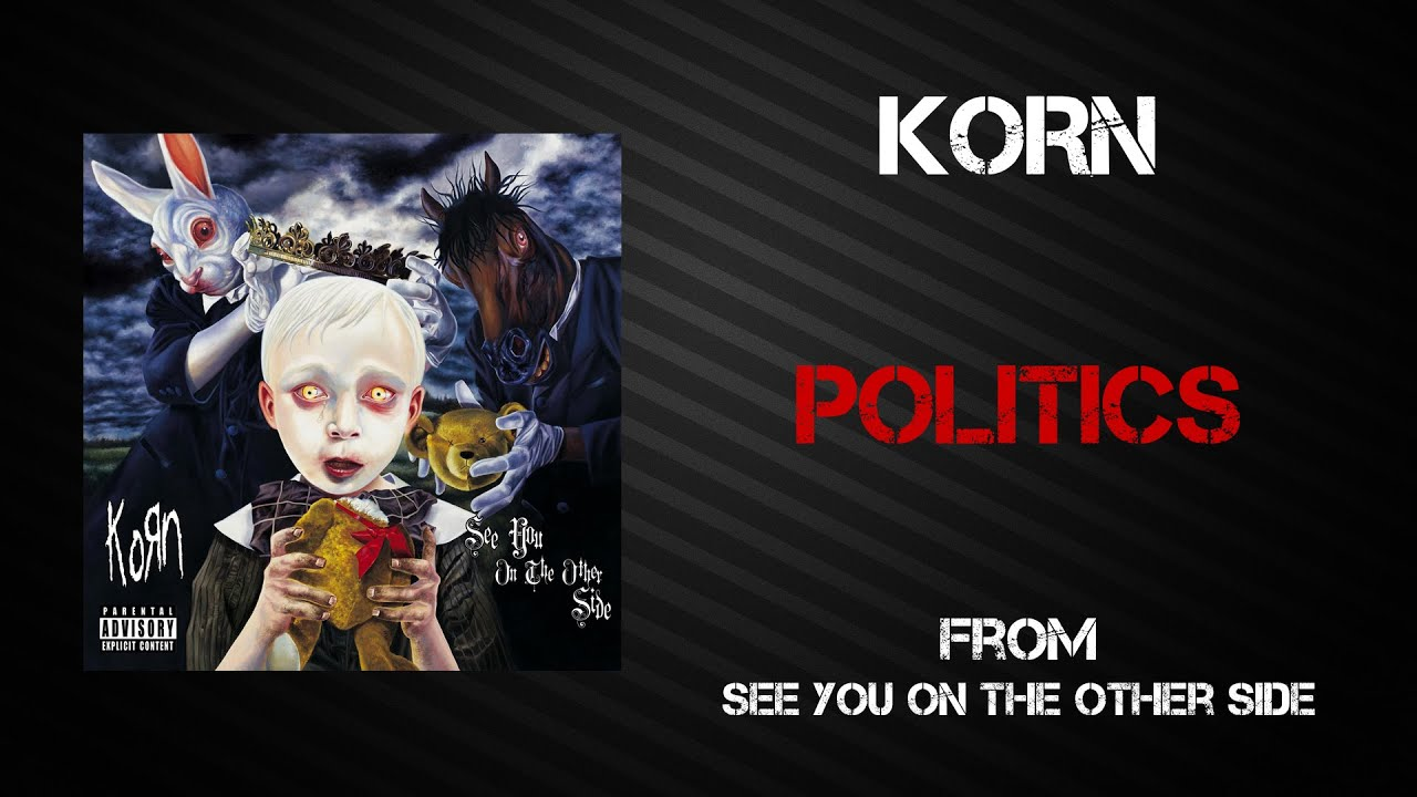 David Stoupakis 2005 Korn  See You On The Other Side Ltd