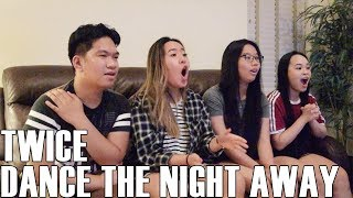 TWICE (트와이스) - Dance the Night Away (Reaction Video)