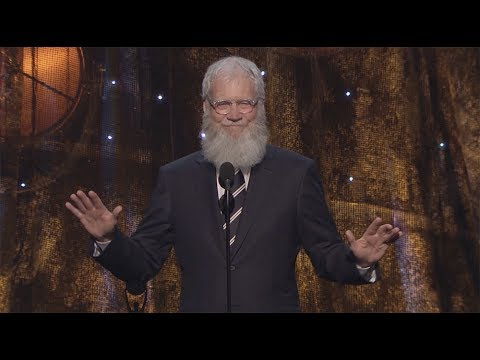 Download  David Letterman Inducts Pearl Jam into the Rock & Roll Hall of Fame Gratis, download lagu terbaru