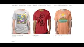 Dropshipping Amazon Merch Shirts on Shopify - Create Lifestyle Brands