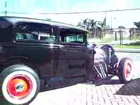 Ford 31 Curitiba Roadsters