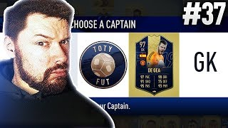 WE GOT 97 TOTY DE GEA! - #FIFA19 ULTIMATE TEAM DRAFT TO GLORY #37