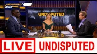 UNDISPUTED 08/19/2019 LIVE HD - First Things First LIVE - Skip Bayless & Shannon Sharpe on FS1