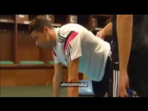 Cristiano Ronaldo: Así entrena para su vuelta al fútbol (VIDEO)