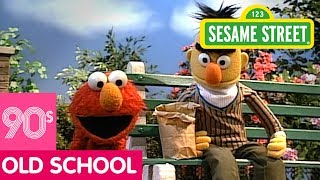 Sesame Street: Elmo Scares the Pigeons with Bert