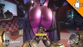 Blizzard, Bless - Overwatch Funny & Epic Moments 783