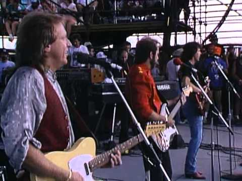 Exile - Super Love (Live at Farm Aid 1986)