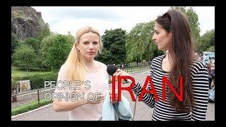 What the World Thinks of IRAN