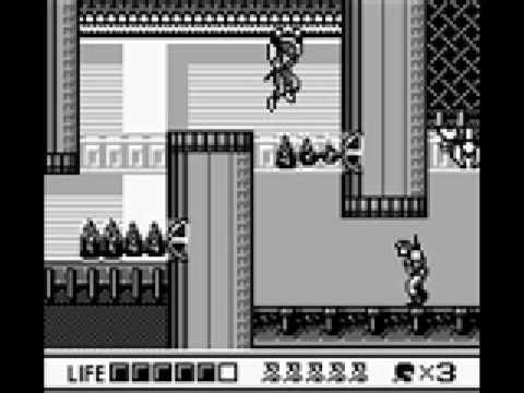 Misc Computer Games - Ninja Gaiden - Act 5 Stage 3
