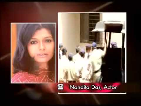Actor Nandita Das speaks on the Shiney Ahuja case