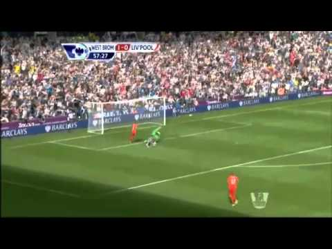 Highlight Premier League 20122013-West Brom vs Liverpool 0-3,18-August-2012