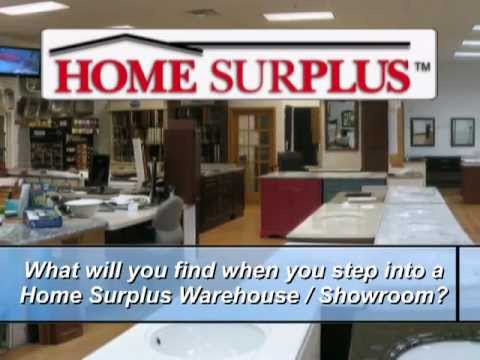 Home Surplus - Short Showroom Show