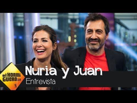Nuria Roca y Juan del Val hablan sobre su relación - El Hormiguero 3.0