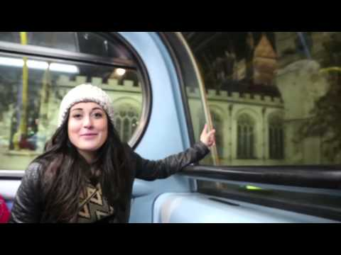 westminster Abbey - Ebony Day - London Teen Hoot video