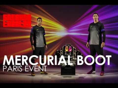 NIKE | MERCURIAL VAPOR 9 PARIS EVENT