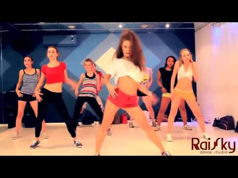 twerk  Офигенный танец