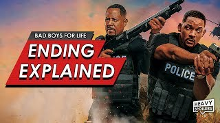 BAD BOYS FOR LIFE: Ending Explained + Mid Credits Scene Breakdown | SPOILER REVIEW & BAD BOYS 4 NEWS