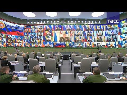 Генштаб ВС РФ: боевики готовят провокацию в Сирии
