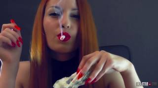 Kira Star Smoking Fetish