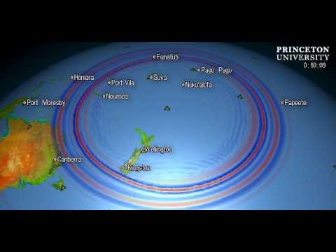 Magnitude 6.0 Quake, KERMADEC ISLANDS, NEW ZEALAND