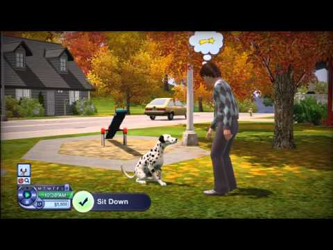 The Sims 3 Pets Xbox 360/PS3 Trailer