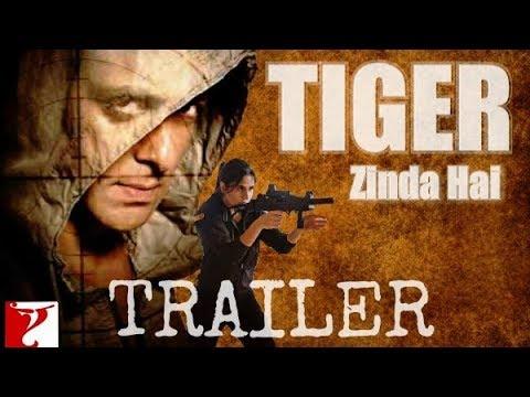 Tiger Zinda Hai | Fan Made Trailer | Salman Khan | Katrina Kaif