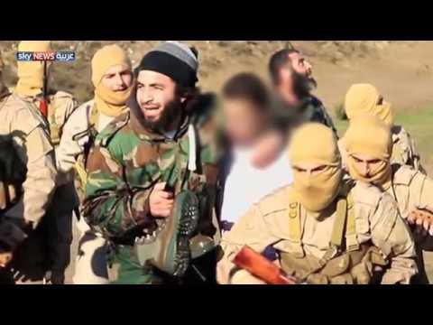 داعش يقتل الطيار الكساسبة حرقا