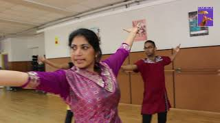Sri lanakan dance Giridevi Episode 2 J.M.D.A in Paris