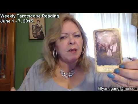 Aries Weekly Tarotscope Reading June 1 - 7, 2015