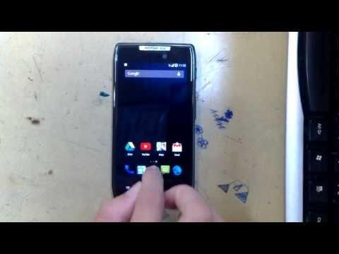 KitKat Razr Droid Xt910 Cyanogen Mod CM11 Antutu Review Kit Kat 4.4.2