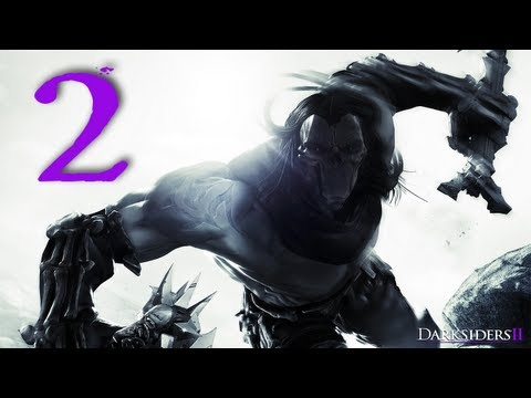 Darksiders 2 Walkthrough / Gameplay Part 2 - The One-Hitter Quitter