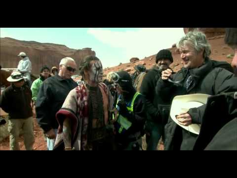The Lone Ranger - Featurette