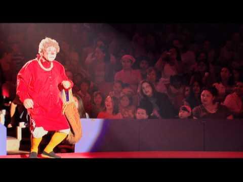 SERINO/COYNE: Big Apple Circus TV Commercial
