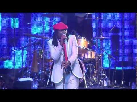 Afro-Latino Festival 2012 Bree (B): Alpha Blondy - Cocody Rock / Politiki - live