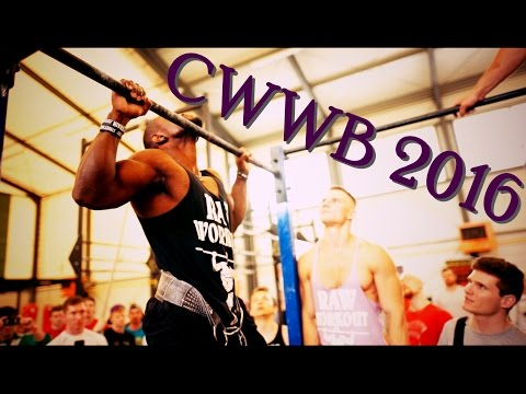 Czech Weighted Workout Battle 2016 (CWWB 2016)